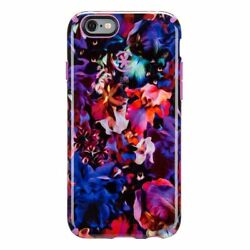 100-pack Speck Candyshell Inked Case Iphone 6 6s Plus Lush Floral Beaming Orchid
