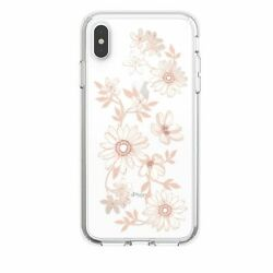 Lot Of 75 Speck Presidio Case Iphone Xs Max Fairytale Floral Peach Gold Clear
