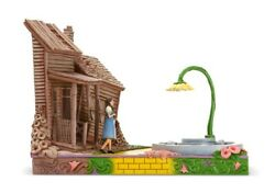 Jim Shore Wizard Of Oz Dorothy Stepping From Kansas To Oz The Beautiful Land Of