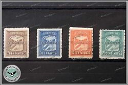 Stamps 1896 Revolutionary War Of Independence Correo Mambi Stamps Very Rare