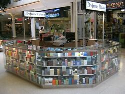 Mall kiosk for Perfume or Cellular accessories or General retail Kiosk