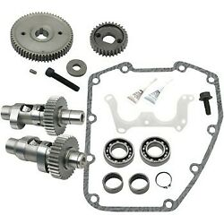 S And S Cycle 510 Series Cam Chest Kit Gear Driven For 1999-2006 Harley Davidson
