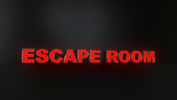 10pc Escape Room Led Black Side Panels Storefront Sign Ready To Install