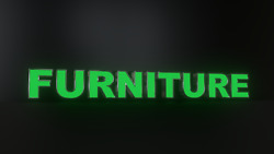 9pc Furniture Led Black Side Panels,storefront Sign,complete And Ready To Install