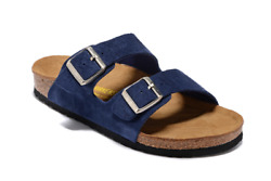 Men's Summer Stylish Arizona Sandal Fashions Original Cork Brand Model Cushion