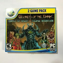 Secrets Of The Dark Temple Of Night And Eclipse Mountain Pc, 2012 Complete