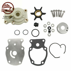 For Johnson Evinrude Outboard Water Pump Impeller Kit 20 25 30 35 Hp 393630 F9f5