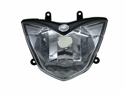 Gp125 2014-present Motorcycles Clear Headlight Chrome For Kymco
