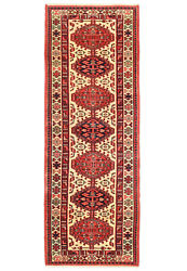 2x9 Multi Color Hall Runner Area Rug & Carpets  Modern Style Runner Rug