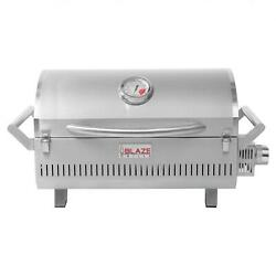 Blaze Professional Portable Grill, Propane 304 Stainless Steel