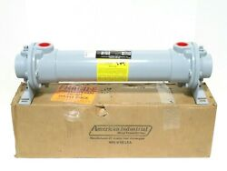 American Industrial Ab-702-00014 Heat Exchanger 300/150psi New In Box 2019