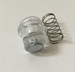 Replacement Round Button And Spring for Keurig Brewer B70