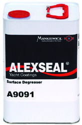 Alexseal Boat Paint Cleaner - Surface Degreaser / Dewaxer Gallon