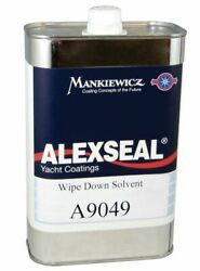 Alexseal Topcoat Boat Paint Cleaner Wipe Down Solvent - Auxiliary Products