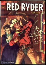 Red Ryder 129 1954 - Dell -vf- - Comic Book