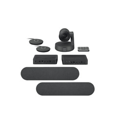 Logitech Rally Plus Ultra-hd Video Conferencing System 960-001225