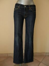 7 for all Mankind - Jeans - Blue - Size W2737fr