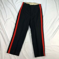 1930s Wwii British Infantry Mess Dress Trousers