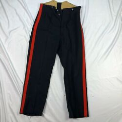 Wwii British Infantry Officers Dress Trousers