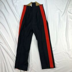 Post Wwii British Infantry Officers Dress Trousers Dated 1955