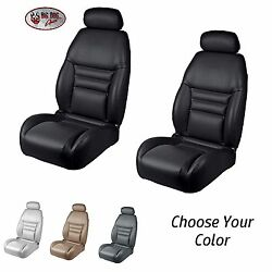 Front And Rear Seat Upholstery 1994-96 Mustang Gt Cobra Coupe - Any Color