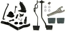 Master Clutch Linkage Kit W/ Pedals For 1971-1972 Chevelle And El Camino