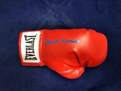 Chuck Norris Autographed Boxing Glove With Jsa Witnessed Wpp273027
