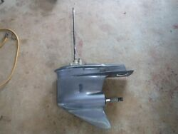 2002 Yamaha Outboard F 225 Lower Unit / Gearcase / Foot