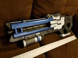 Overwatch Cosplay Prop 3d Printed Soldier 76 Rifle