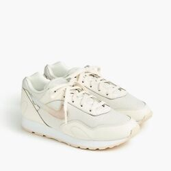 NIKE for J.CREW NIB Outburst Low Top Suede SNEAKERS IVORY PINK SZ. 9 SHOES $64.99