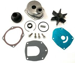 Mercruiser Water Pump Kit With Housing For 135-300 Hp Replaces 817275a09,18-3407