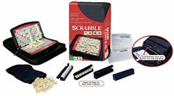 Winning Moves Games Scrabble And Battleship To Go Board Portable Family Game Set