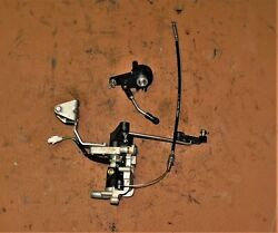 Suzuki 25 Hp Df 25 Throttle Shift Link Assembly Pn 19122-99j00 Fits 2015 And Up