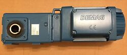Demag Cranes And Components Gear Motor Wuh10dd Zna 80 B2 Zna80b2