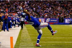11522 Odell Beckham Jr One Hand Catch Football Sports Laminated Poster Ca
