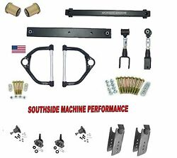 Southside Machine Performance G-body 1978-1988 Ultimate Drag Package