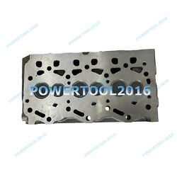 New 3tnv70 Complete Cylinder Head Assy W Valves For Yanmar Engine