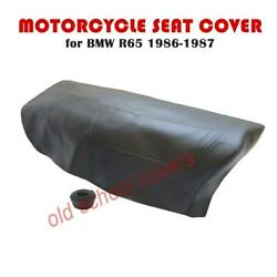 Motorcycle Seat Cover Bmw R65 R 65 1985-1986 With Seat Strap