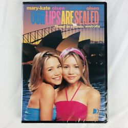 Our Lips Are Sealed DVD Movie with Mary Kate and Ashley Olsen Twins $15.25