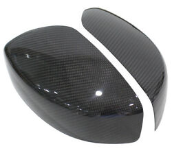 Carbon Fiber Direct Add on Side Mirror Cover for 09 15 Infiniti G25 G37 Q40 Q60