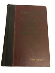 The Mullin Killle And Hudson Anderson Indiana Consurvey 1945 City Directory Vol5