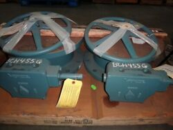 12 Manual Butterfly Valve By American-bfv / Val-matic