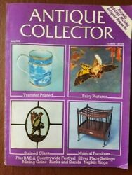 Antique Collector Magazine-july 1978-britains Biggest Selling Antiques Magazine