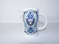 Royal Doulton And Co Limited Atlantis Creamer Pour Butterfly Print Fine China Made
