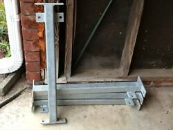 Pontoon Chocks- Used, Original Condition, Mounting Bolts Included.