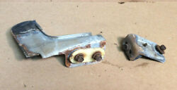 1968 And Other Ford Fairlane 500 Conv. 2 Door Lh Window Glass Stops, Felt