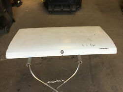 1964 1/2 1965 1966 Ford Mustang Coupe Conv. Trunk Lid, Hinges And Rods Sheet Metal