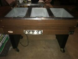 3-well Portable Hot Buffet Table