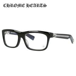 CHROME HEARTS MYDIXADRYLL Square Black Glasses Frame Regular Fit