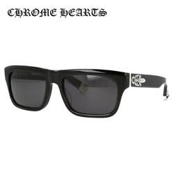 CHROME HEARTS Sunglasses SLUSS BUSSIN BK 57 Regular Fit Black Frame
